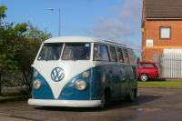 65 Devon, Sea Blue & Teledials