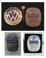 200.000 km badges