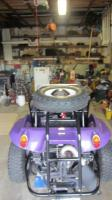 Dune Buggy Spare carrier