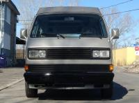 Vw vanagon front picture, vw logo delete, south african lower grill