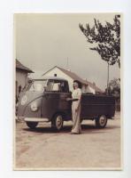 Barndoor single cab.