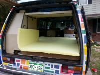 Westy with Pillow Top bed