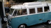 1966 magic bus pop top camper