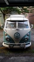 1966 magic bus pop top camper