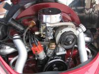 Engine as I got it from the PO