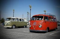 VWs on the speedway2014