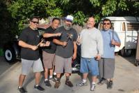 80's LA crew