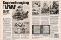 Dick Landry Industries supercharger article