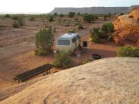 Colorado - Utah camping