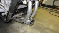 Buggy trailer hitch