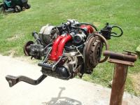 spare engine 2.1L WBX