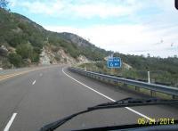 German Chocolate's mountain roadtrip