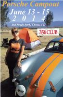 356 Club of Southern California Campout: June 13~15, 2014