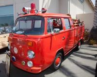 1974 Fire Engine