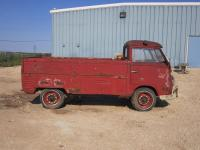 March 1963 single cab