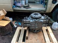 engine rebuild continued