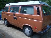 1982 Diesel Westfalia