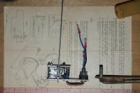 Repro VDO Filler Neck Sending Unit 1
