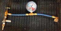 adapting redtek fill kit for pressure testing