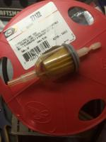 Fuel Filter defect
