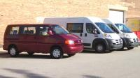 Eurovan comparison