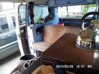 Scooby's interior