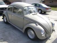 Stolen: 1968 savanah beige bug