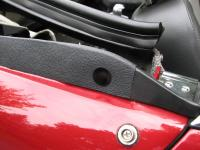 Cabriolet Side Panel Cover Strip