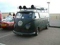 adverse bus at Brighton Breeze...