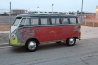 1955 Deluxe Microbus