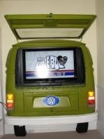VW Bus Wall Art/Hanging