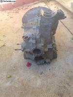 May 1958 36hp engine case #2417162