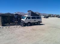 Camping at BOLA