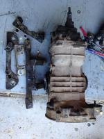Transaxle and motor upgrade