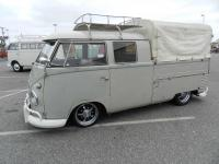 L345 Light Grey Bullet Double Cab Wide Five Empi Sprint Star Hoops Canvas Westy Rack Slammed Narrowed Original Paint