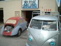My shop in sunny FLA.