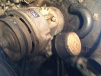Alternator shroud/Intake interference