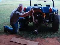 Manx motor pull