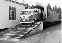 VW Devon Camper Plant