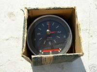 Rare Type 3 Gas Guage/Clock Combo