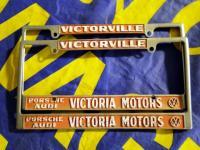 Victoria Motors, Victorville CA
