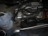 1600 engine, rear drums