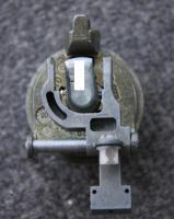 Rear hatch power lock
