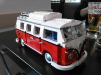 The Lego Bus from Fumel france