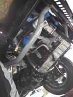 T3 AWP 15 degree install using VW type carrier bars