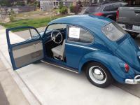 65 beetle pan off restoration