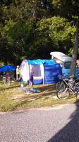 Cape May campsite