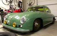 My 2332 356 coupe replica