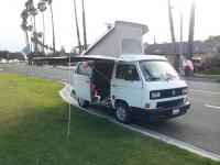Westy awning trial