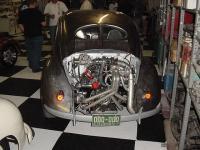 Kip's 47' bare-metal,clear-coated,turbo split
